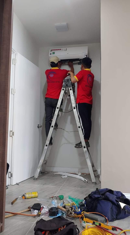 Lắp đặt máy lạnh cho văn phòng quận 3 3