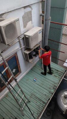 Dịch vụ bảo trì máy lạnh tại tphcm
