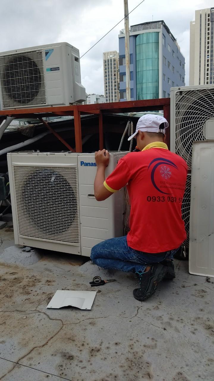 Bảo trì bảo dưỡng máy lạnh tại Amway Việt Nam 6