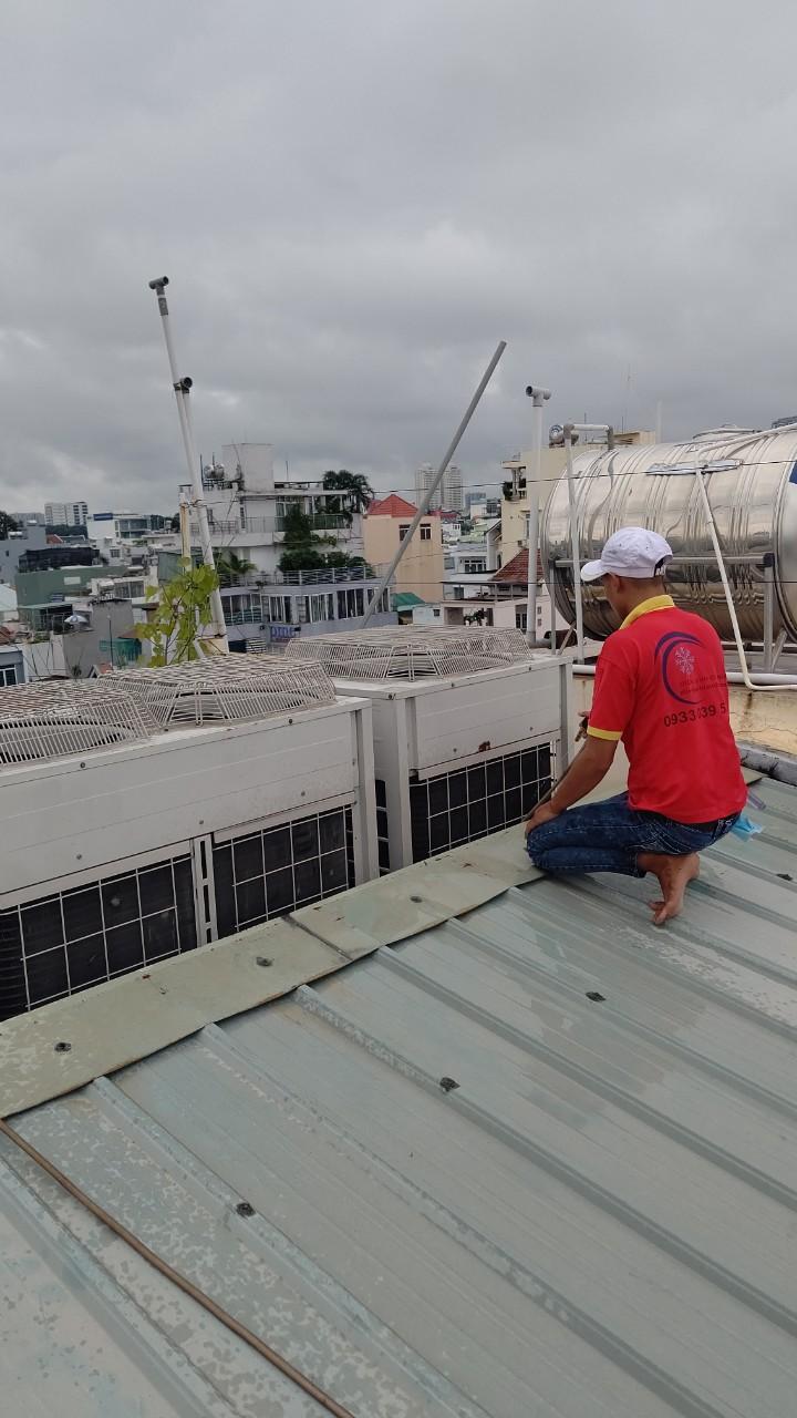 Bảo trì bảo dưỡng máy lạnh tại Amway Việt Nam 5