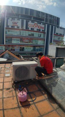 Bảo trì máy lạnh trọn gói tại tphcm