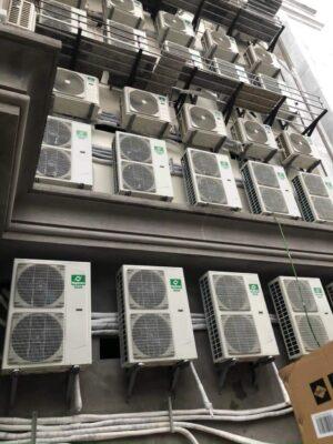 Thi công lắp đặt máy lạnh công nghiệp tại tphcm