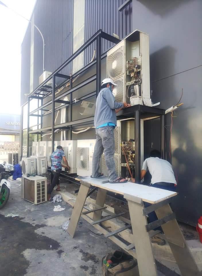 Thợ sửa máy lạnh tại nhà tphcm 1