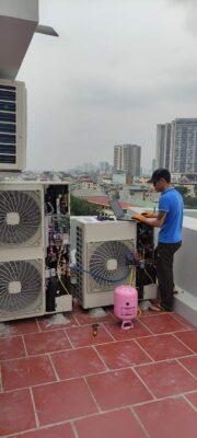 Dịch vụ nạp ga điều hòa tại tphcm